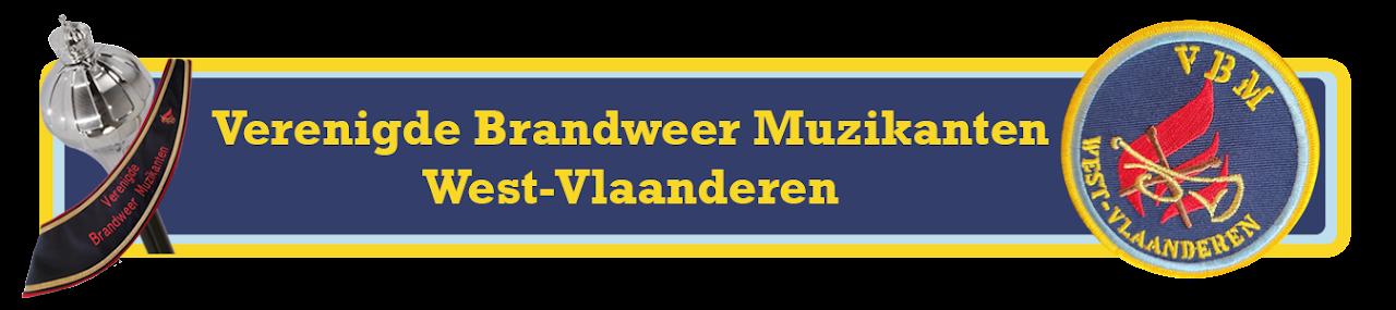 Logo verenigde brandweer muzikanten