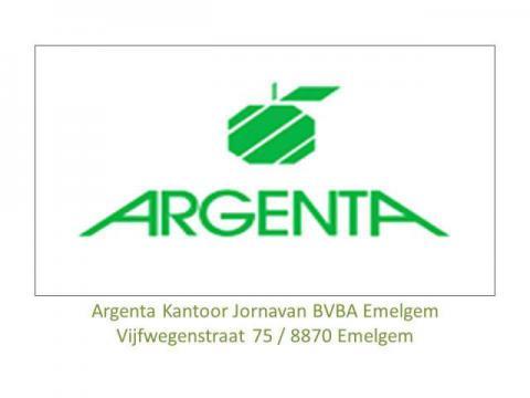 Logo Argenta kantoor Jornavan Emelgem
