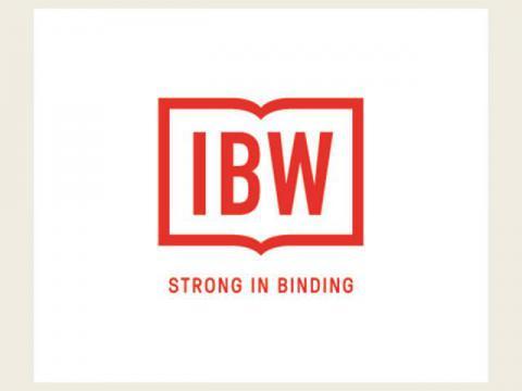 Logo IBW Boekbinderij