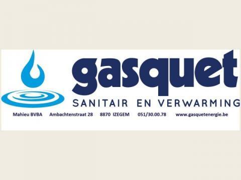 Logo Gasquet (Mahieu BVBA)