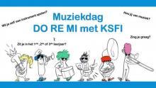 Muziekdag Do Re Mi met KSFI