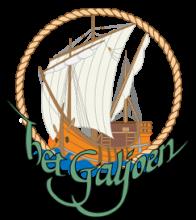Logo van VZW Het Galjoen De Haan