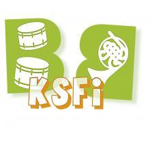Nieuw logo van BBKSFI, de beginnersband van de Koninklijke Stadsfanfaren
