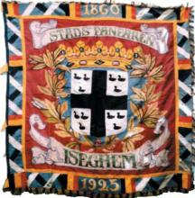 Vlag Koninklijke Stadsfanfaren 1925
